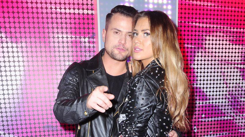 Rocco Stark und Jessica Paszka