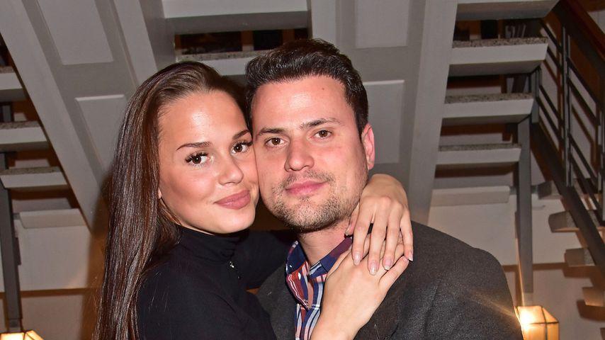 Hochzeit von Rocco & Nathalie: Ist schon ein Baby in Sicht?