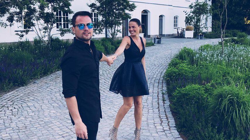 Auch mal Zoff: Darum knallt's bei Rocco Stark und Nathalie!