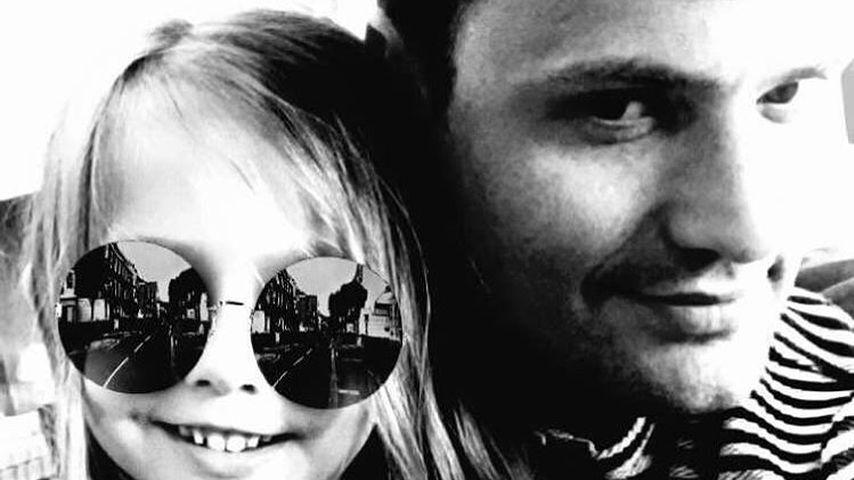 Rocco Stark und Töchterchen Amelia