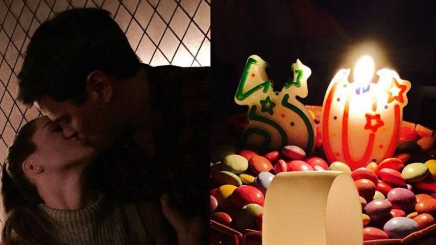 Zum Anbeißen: So feiert Rocco Stark seinen 30. Geburtstag!