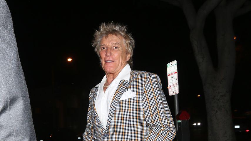 Rod Stewart in West Hollywood, Oktober 2018