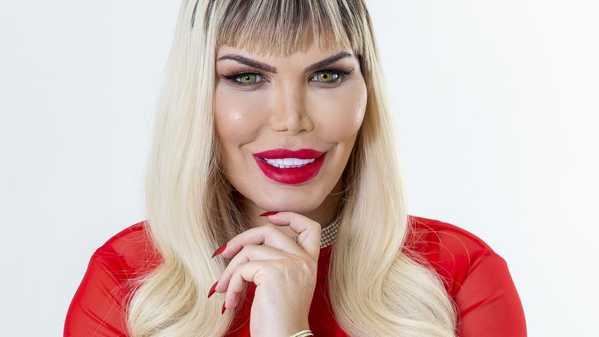 Rodrigo Alves bei seinem Coming-out als Trans-Frau