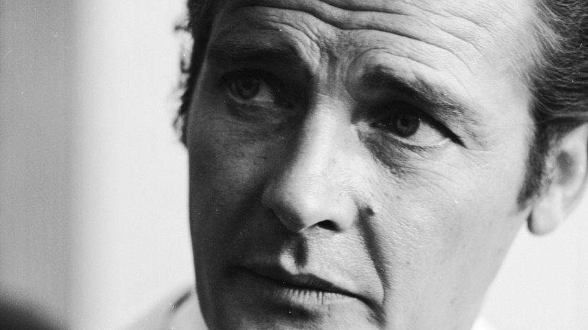 Roger Moore (†89) ist tot: Das war sein bewegtes Leben!