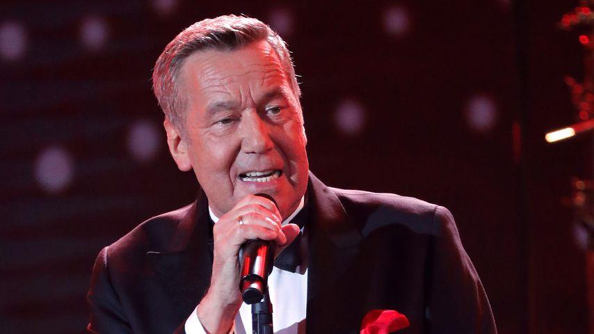 Roland Kaiser im Dezember 2019 in Berlin
