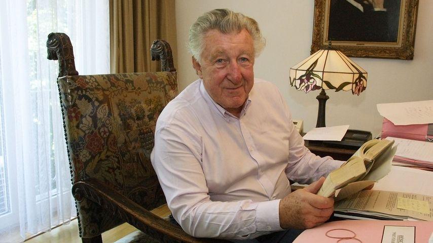 Er wurde 92 Jahre alt: Star-Anwalt Rolf Bossi verstorben