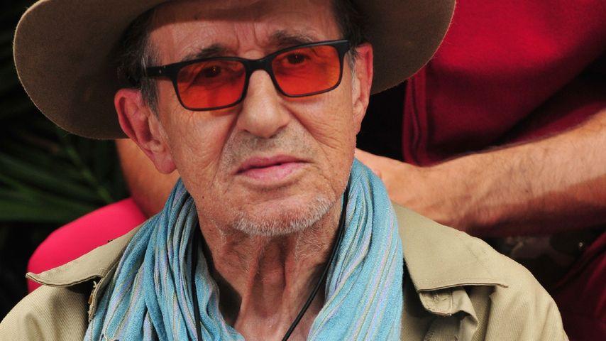 Rolf Zacher im Dschungelcamp 2016