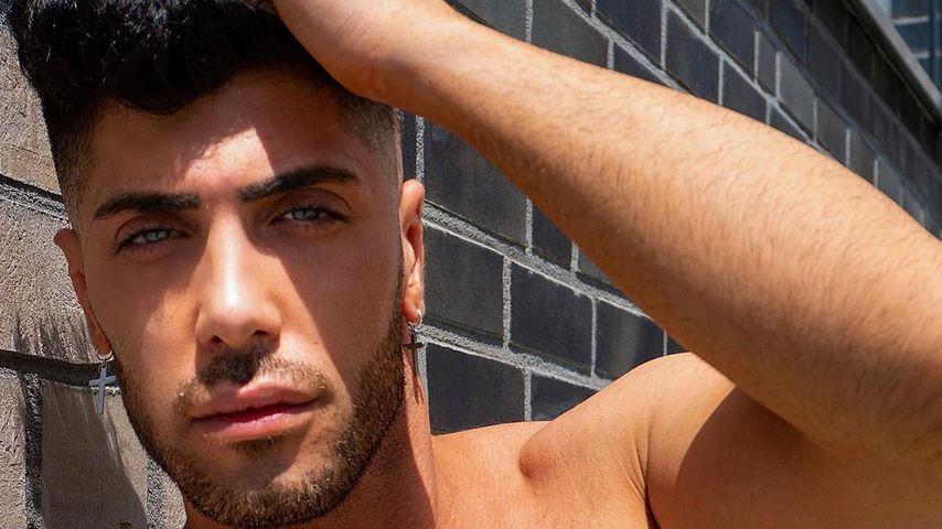 """Roman Elyas, """"Prince Charming""""-Kandidat"""