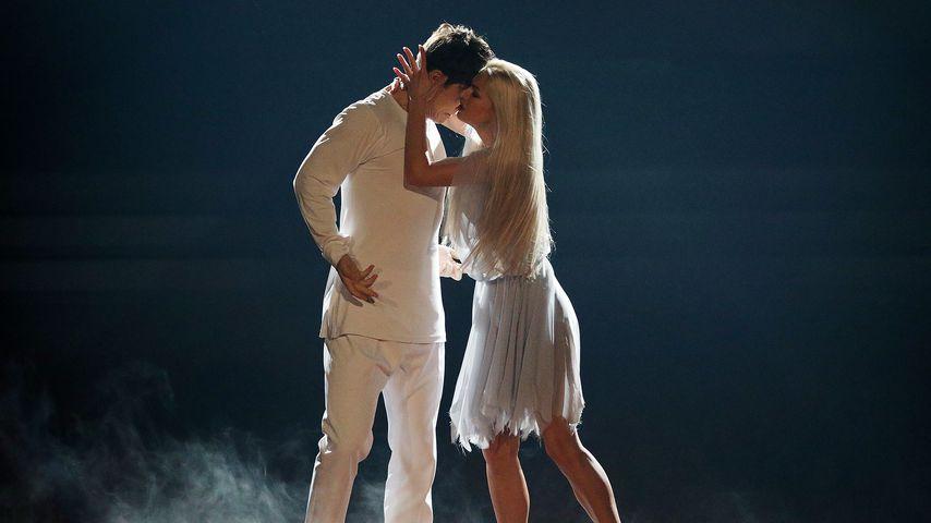 """Tränen beim """"Let's Dance""""-Contemporary: So war's für Roman"""
