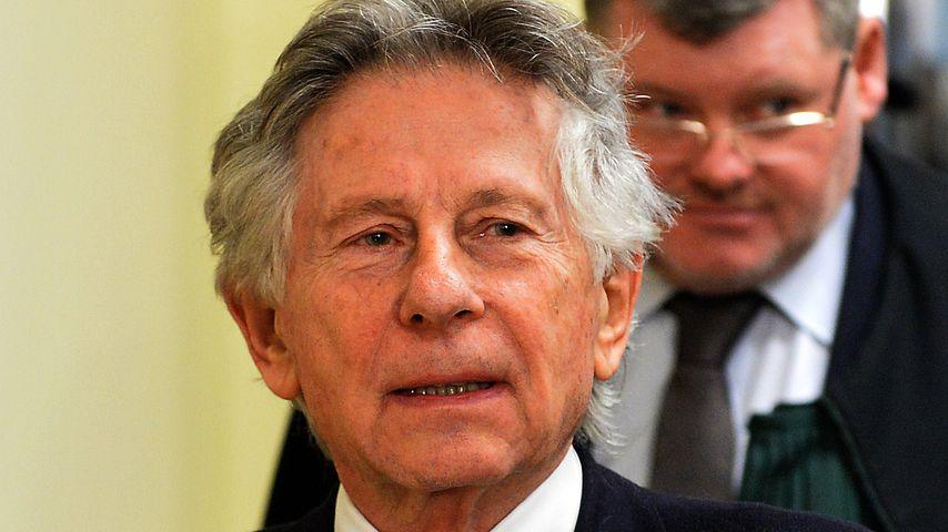Roman Polanski bei einer Gerichtsverhandlung im Februar 2015 in Krakau
