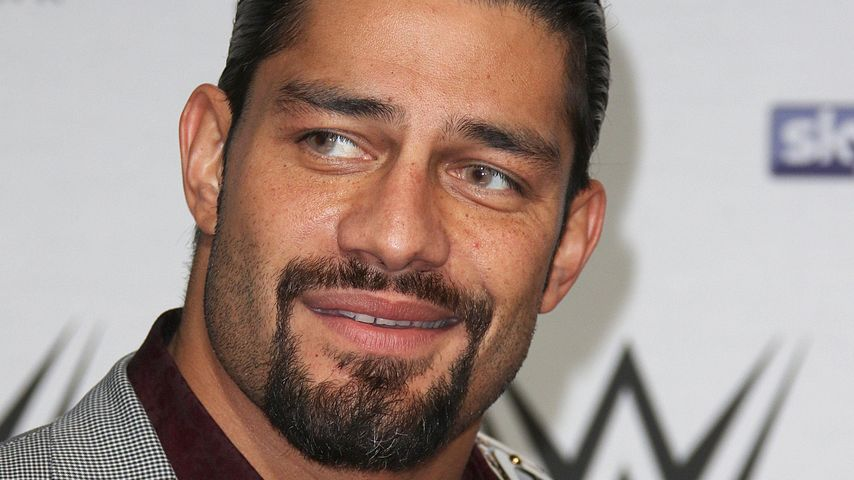 Roman Reigns auf einem WWE-Event in London