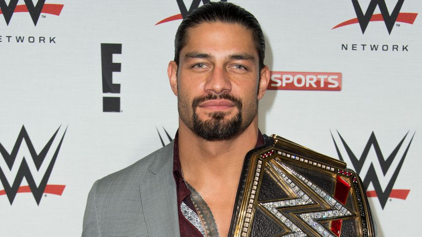 Wegen Dopings: WWE-Star Roman Reigns suspendiert!