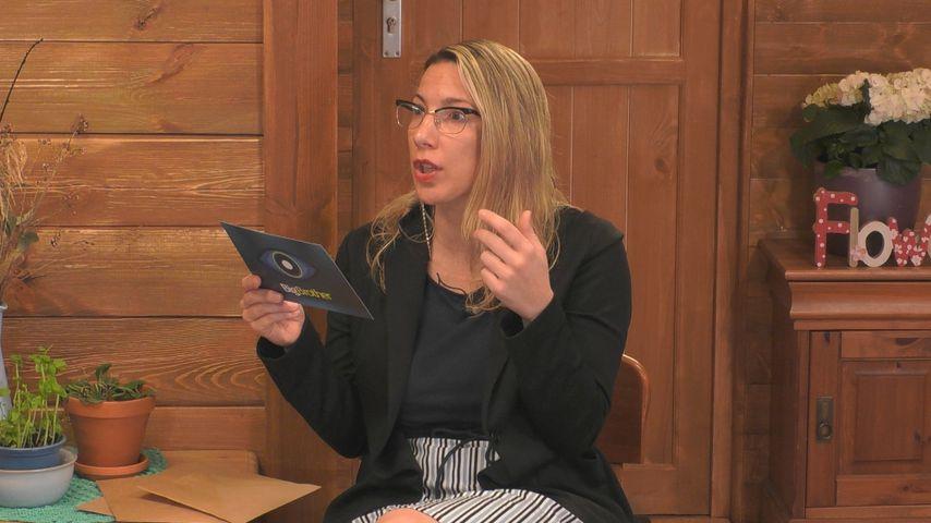 "Romana Hoffmann bei ""Big Brother"""