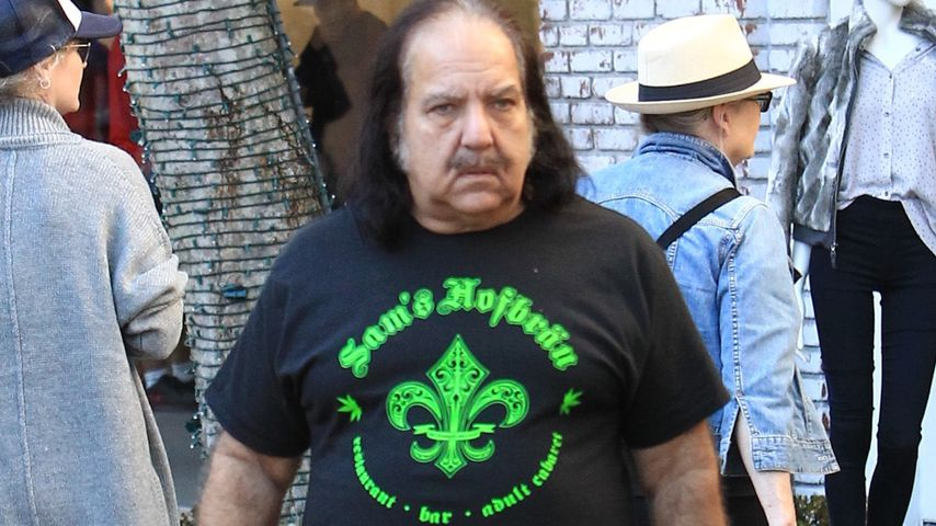 "Ex-""Sexgott"" Ron Jeremy: Klage wegen sexueller Belästigung!"