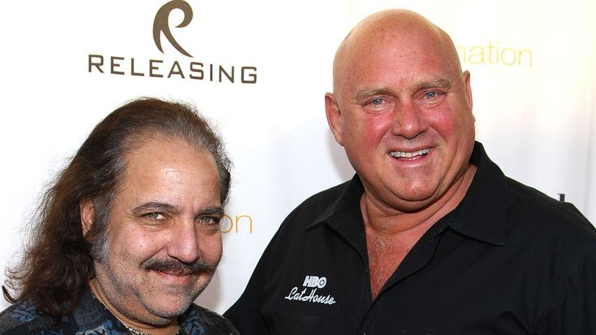 Ron Jeremy und Dennis Hof