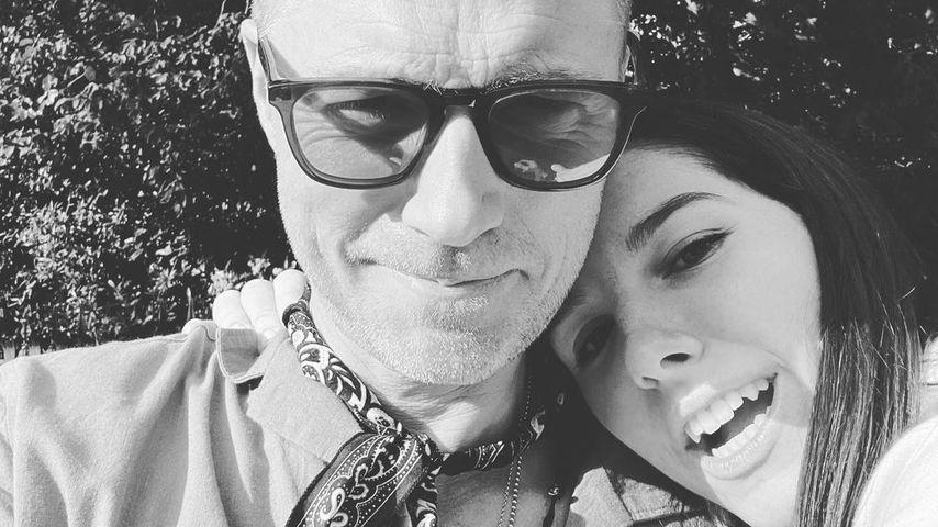Ronan Keating und seine Tochter Ali