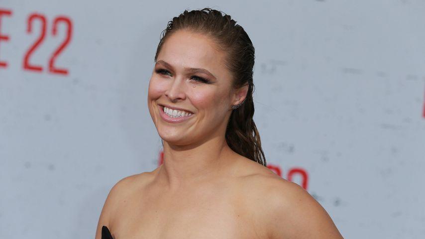 Knaller-Comeback: Ronda Rousey kehrt in den UFC-Ring zurück!