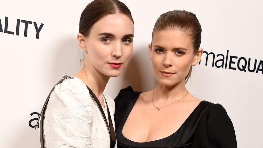 Rooney Mara und Kate Mara im Oktober 2018 in Beverly Hills