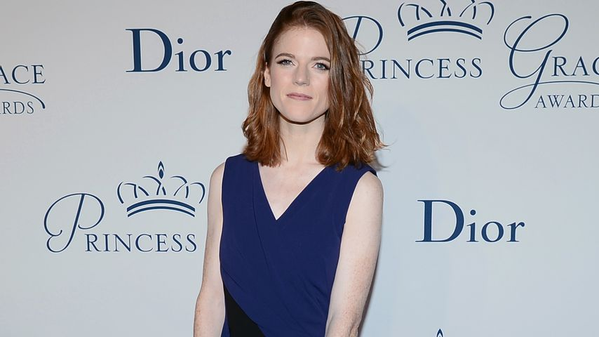 "Rose Leslie, ""Game of Thrones""-Star"