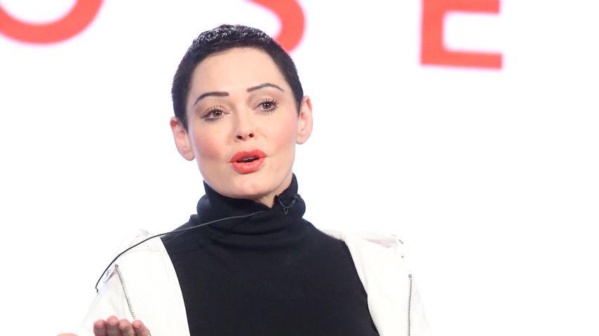 Rose McGowan, 2018