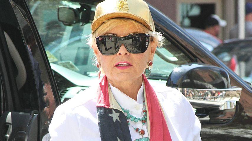 Marihuana als Medizin: Roseanne Barr wird blind!