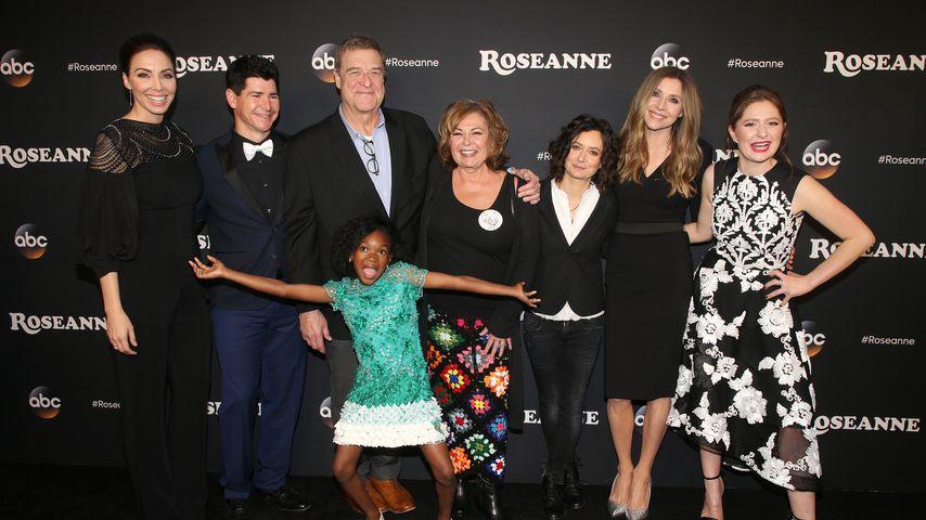 "Skandal um Rassismus-Tweet: Bekommt ""Roseanne"" ein Spin-off?"