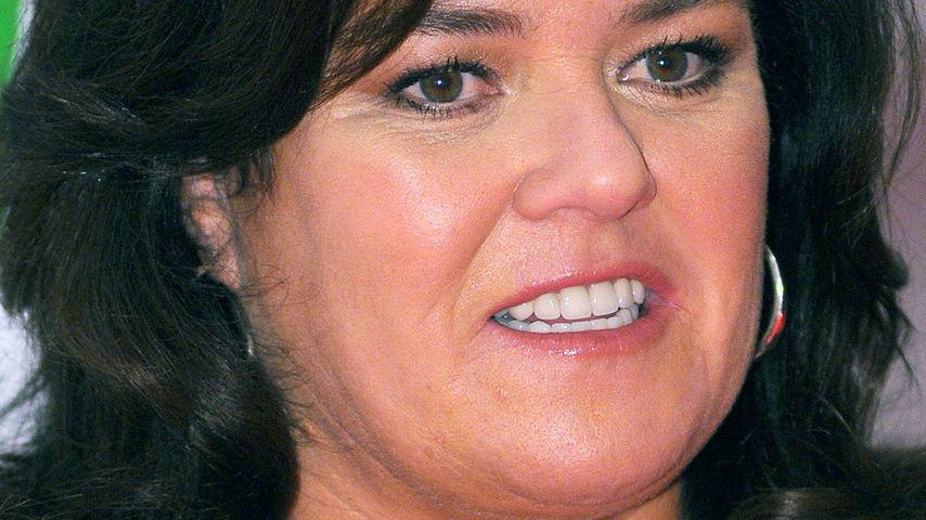 Schock! Rosie O'Donnell erleidet Herzinfarkt