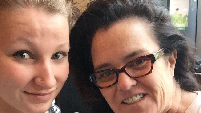 Rosie O'Donnel und ihre Tochter Chelsea