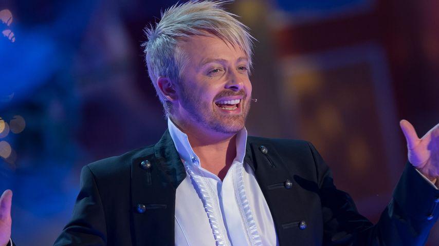 Eigene Musik-Show: Ross Antony wird Schlagerkönig