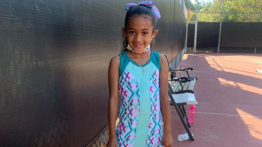 Royalty Brown, Tochter von Rapper Chris Brown