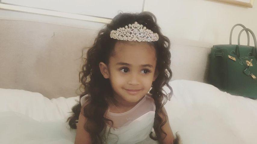 Royalty Brown, Tochter von Chris Brown