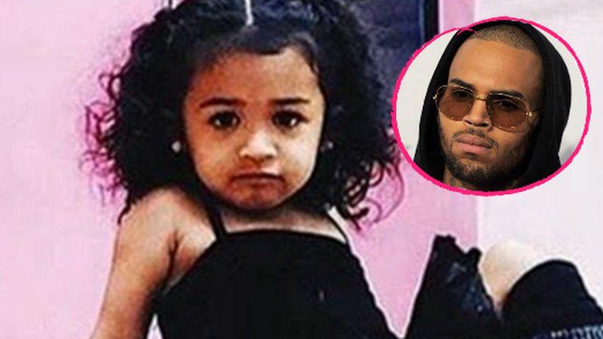 """Chris Brown klagt an: """"Meine Tochter sieht aus wie 16"""""""