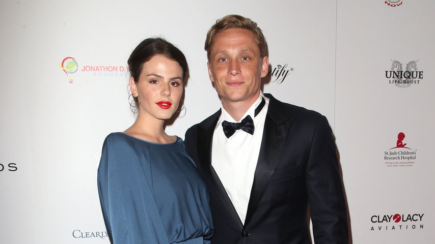 Ruby O. Fee und Matthias Schweighöfer im Mai 2019 bei den American Icon Awards