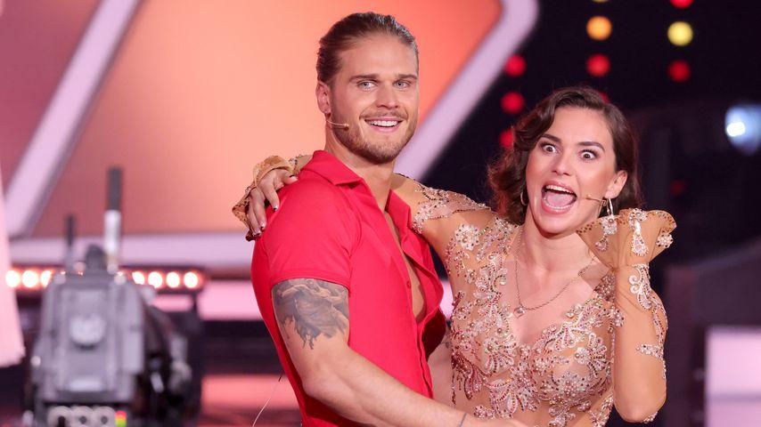 """Rúrik Gíslason und Renata Lusin, """"Let's Dance""""-Sieger 2021"""