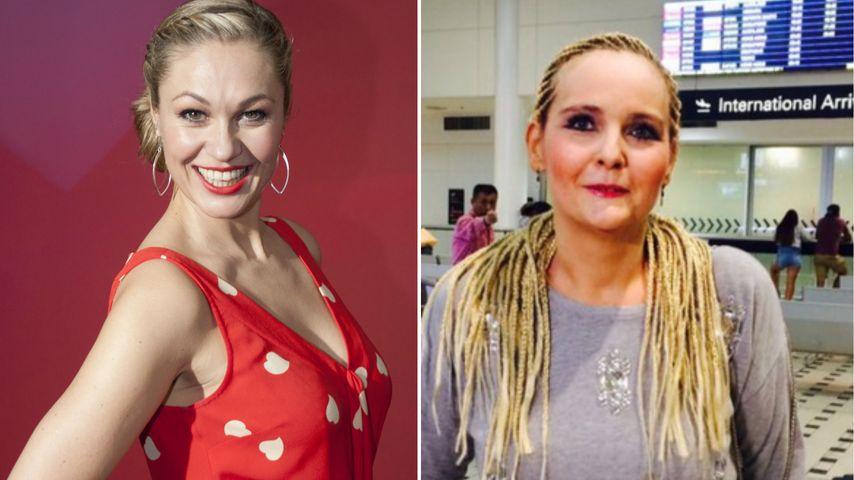 Ruth Moschner schockiert: Was soll Helena Fürsts Rasta-Look?