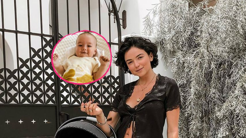 Eklig? US-Bachelor-Bekah postet explizites Baby-Bild