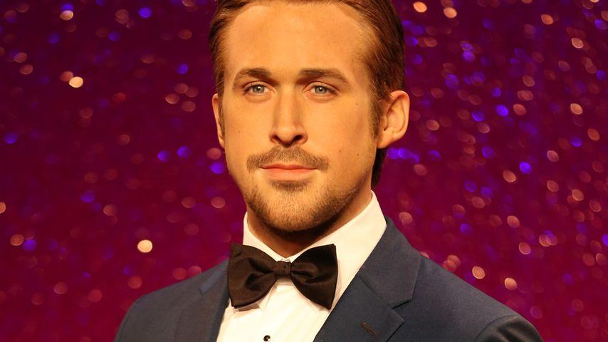 Verblüffende Ähnlichkeit: Ryan Gosling in Wachs!