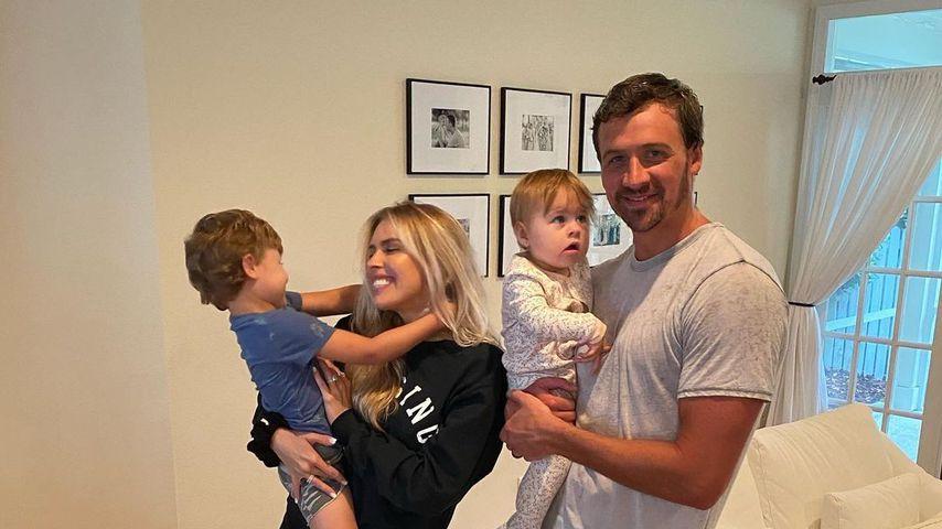 Nach zweitem Baby: Wünscht sich Ryan Lochte mehr Nachwuchs?
