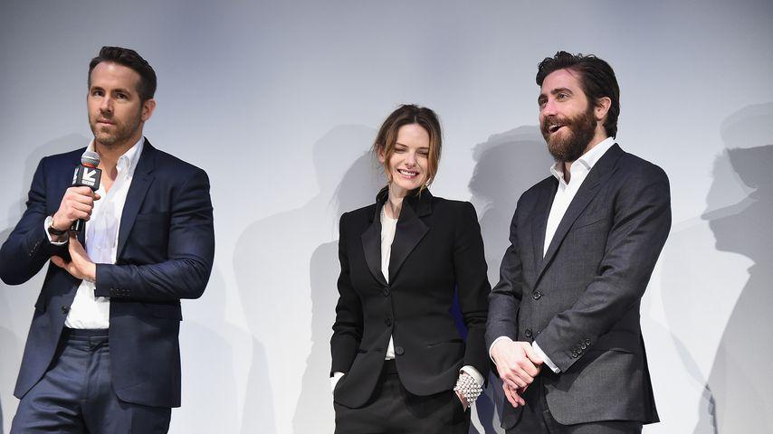 Ryan Reynolds, Rebecca Ferguson und Jake Gyllenhaal