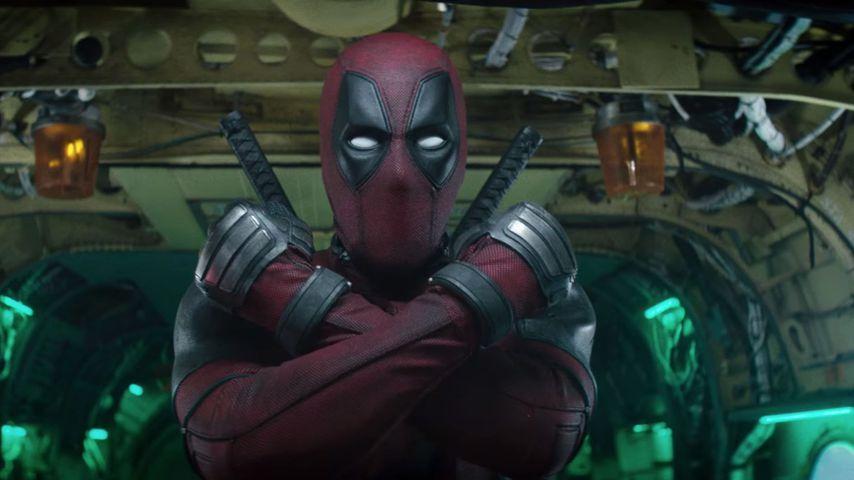 "Ryan Reynolds als Deadpool in ""Deadpool 2"""