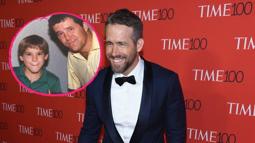 Zum 42.: Ryan Reynolds' witziger Geburtstags-Throwback