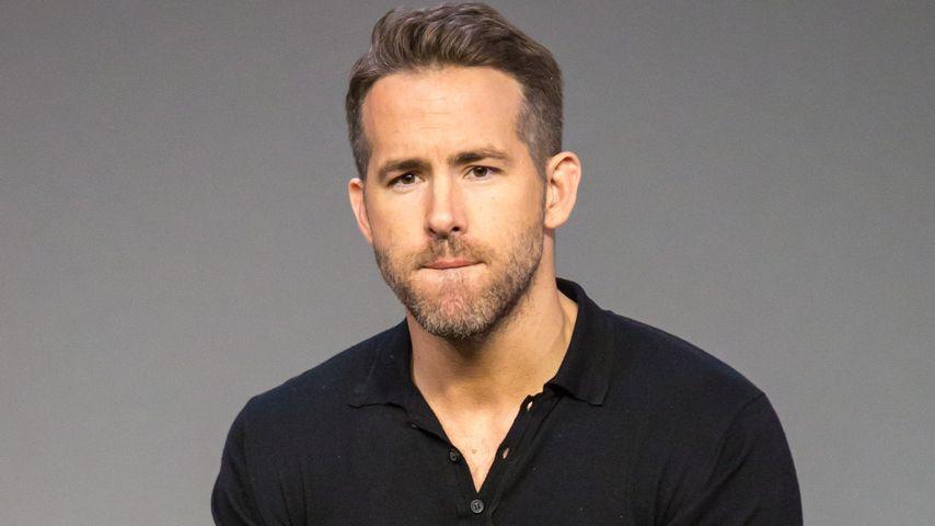 "Ryan Reynolds verwirrt! Tochter James nennt ihn ""Mama"""