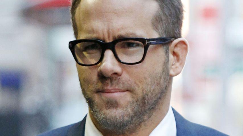 Mit Kindern fliegen? Ryan Reynolds würde lieber Gift nehmen!