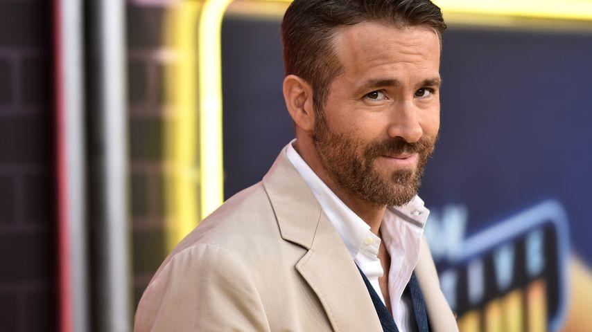 Schwangere Blake: Ryan Reynolds freut sich aufs dritte Baby