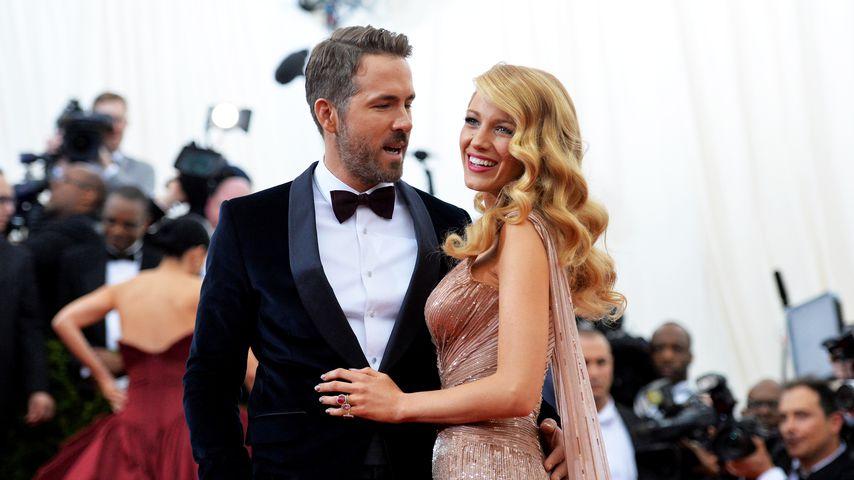 Schauspieler Ryan Reynolds und Blake Lively
