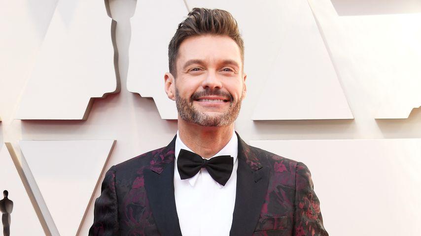 Ryan Seacrest bei den Oscars 2019