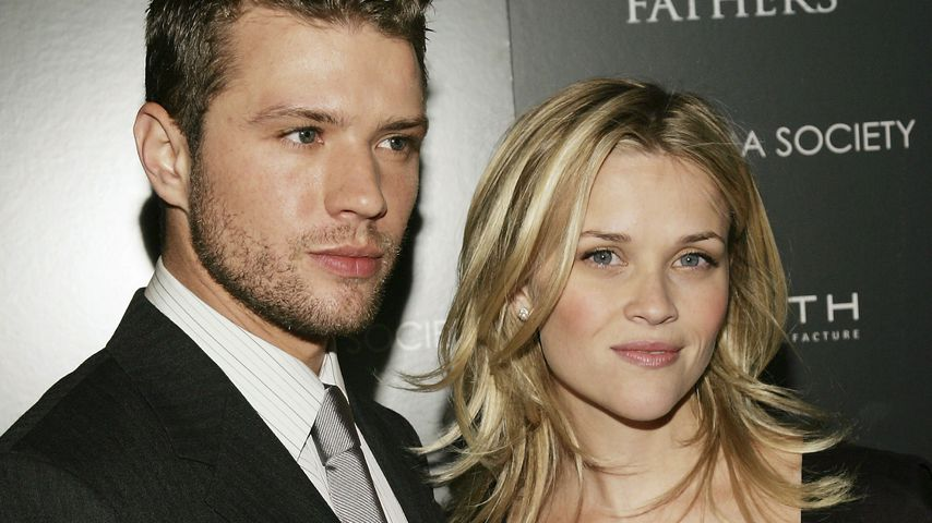 Ryan Phillippe und Reese Witherspoon im Oktober 2006