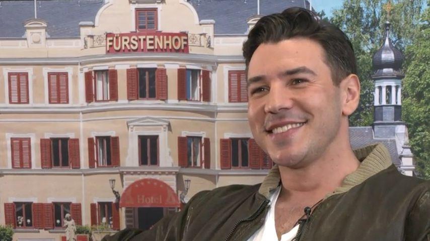 """Saša Kekez: """"Sturm der Liebe""""-Goran zurück am Fürstenhof!"""