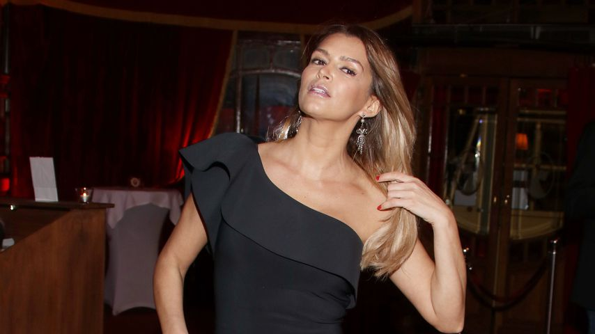 Sabia Boulahrouz  bei einer Charity-Gala 2017 in Hamburg