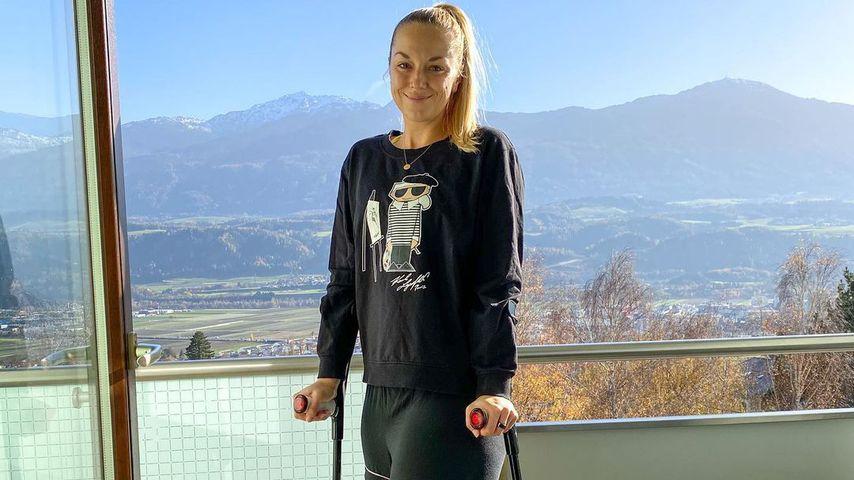 Sabine Lisicki im November 2020